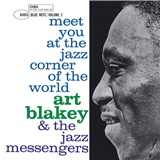 Art Blakey - Meet You at the Jazz Corner of the World Vol.2