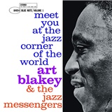 Art Blakey - Meet You at the Jazz Corner of the World Vol.1 (Vinyl)