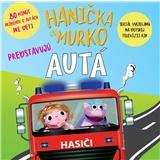 Hanička a Murko - Hanička a Murko predstavujú autá (DVD)