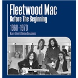 Fleetwood Mac - Before the Beginning-1968-1970 Rare Live & Demo Box set (3CD)