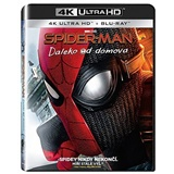 Film - Spider-Man: Far from Home (Bluray 4K UHD)
