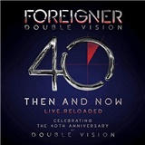 Foreigner - Double Vision: Then And Now (CD+DVD)