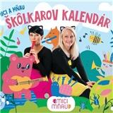 Mici a Mňau - Škôlkarov kalendár