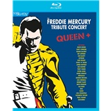Queen - The Freddie Mercury Tribute Concert (Bluray)