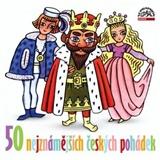 VAR - 50 nejznámějších českých pohádek