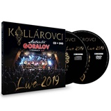 Kollárovci - Stretnutie Goralov v Pieninách 2019  (CD+DVD)