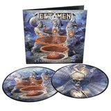 Testament - Titans of creation (2x Picture limited Vinyl)