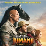 OST - Jumanji: The Next level/ (2x Vinyl - Coloured )