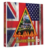 Def Leppard - London to Vegas (Deluxe 2x Bluray + 4CD)