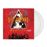 Def Leppard - Hysteria Live (Limited Clear 2x Vinyl)