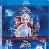 Film - Kolekcia Ledové království + Ledové království 2 (2x Bluray)