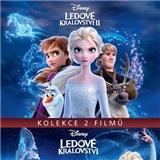 Film - Ľadové kráľovstvo + Ľadové kráľovstvo 2 (2x DVD)