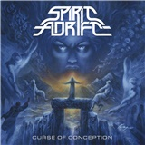 Spirit Adrift - Curse Of Conception (ReIssue 2020 - Transparent Blue coloured Vinyl)
