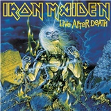 Iron Maiden - Live After Death (Including figurine)