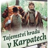Film - Tajemství hradu v Karpatech (DVD)