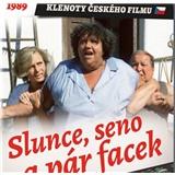 Film - Slunce, seno a pár facek (remasterovaná verze DVD)