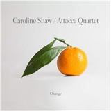 Attacca Quartet - Caroline Shaw: Orange (2x Vinyl)