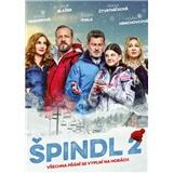 Film - Špindl 2 (DVD)