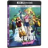 Film - Birds of Prey (Podivuhodná proměna Harley Quinn) (UHD+BD)
