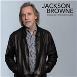 Jackson Browne - Downhill from Everywhere / a Little Soon to Say (Vinyl)