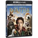 Film - Dolittle (UHD+Bluray)