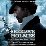 OST - Sherlock Holmes - A Game Of Shadows (OST - Vinyl)