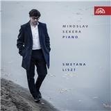 Miroslav Sekera - Klavírní dílo ( Smetana / Liszt )