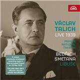Česká filharmonie - Václav Talich - Libuše 1939