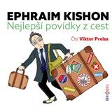 Viktor Preiss - Kishon: Nejlepší povídky z cest