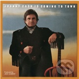 Johnny Cash - Johnny Cash Is Coming to Town (Remastered Vinyl)