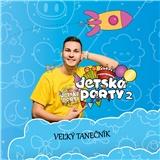 Ujo Ľubo a Junior - Detská párty s ujom Ľubom 2 / Veľký tanečník (DVD)