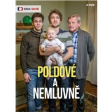 TV Seriál - Poldové a nemluvně (4xDVD)