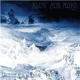 Blut Aus Nord - Ultima Thulee (Clear w/ Blue Splatter Vinyl)