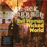 Black Sabbath - Evil Woman, Don't Play Your Games With Me - Wicked World - Paranoid -  The Wizard - RSD 2020 (Vinyl)