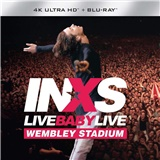 INXS - Live Baby Live (4K Ultra HD Bluray)