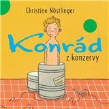 Audiokniha - Konrád z konzervy - číta Oľga Belešová (MP3-CD)