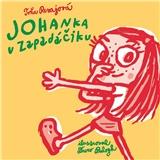 Audiokniha - Johanka v zapadáčiku - číta Slávka Halčáková (MP3-CD)