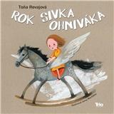 Audiokniha - Rok Sivka Ohňiváka - číta Táňa Radeva