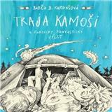 Audiokniha - Traja kamoši a fakticky fantastický výlet - číta Richard Stanke (MP3-CD)