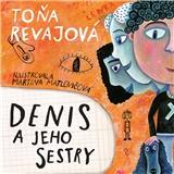 Audiokniha - Denis a jeho sestry - číta Lukáš Latinák (MP3-CD)