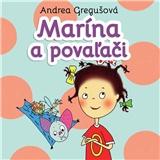 Audiokniha - Marína a povaľači - číta Ľubo Kostelný