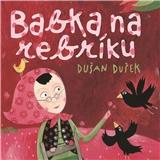 Audiokniha - Babka na rebríku - číta Ferko Kovár (MP3-CD)