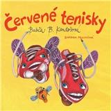 Audiokniha - Červené tenisky - číta Zuzana Kronerová (MP3-CD)