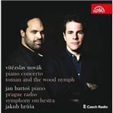 Novak, Bartoš, Hruša - Piano Concerto
