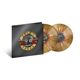 Guns N' Roses - Greatest Hits -  Limited Gold, Red + White Splatter Vinyl