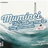 Audiokniha - Mumínci Tatínek a moře