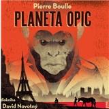 Audiokniha - Planeta opic