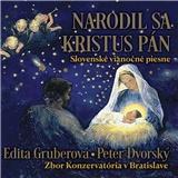 Edita Gruberová, Peter Dvorský - Narodila sa Kristus Pán / Slovenské vianočné piesne