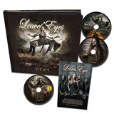 Leaves' Eyes - The Last Viking (Limited Hardcover Artbook 2CD + DVD)