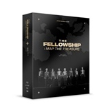 Ateez - World tour the Fellowship: Map the Treasure Seoul (2DVD)